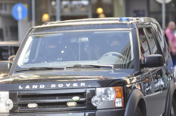 Jovan Vukotić posle hapšenja u Turskoj isporučen je Srbiji