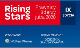 Już 15 grudnia poznamy laureatów konkursy Rising Stars Prawnicy – liderzy jutra 2020