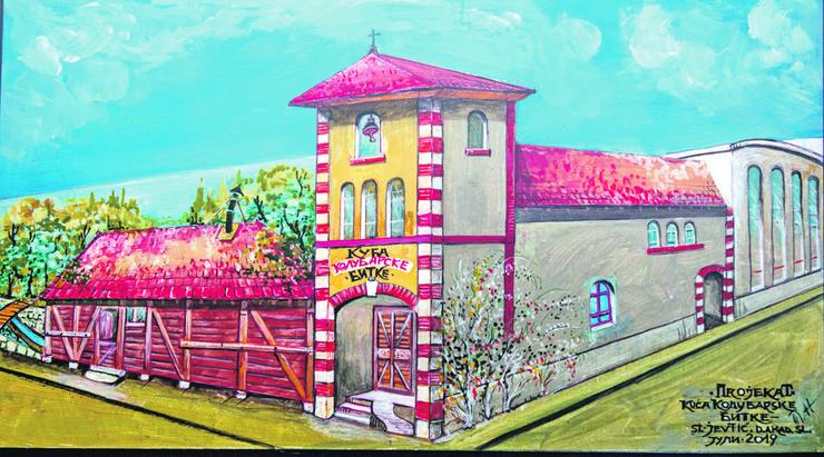 Projekat Kuće Kolubarske bitke u Kulturnom centru Mionica