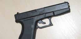 Miał pistolet zamiast... biletu