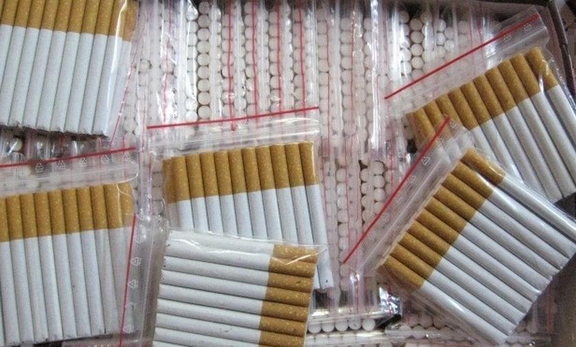Nielegalny tytoń i papierosy