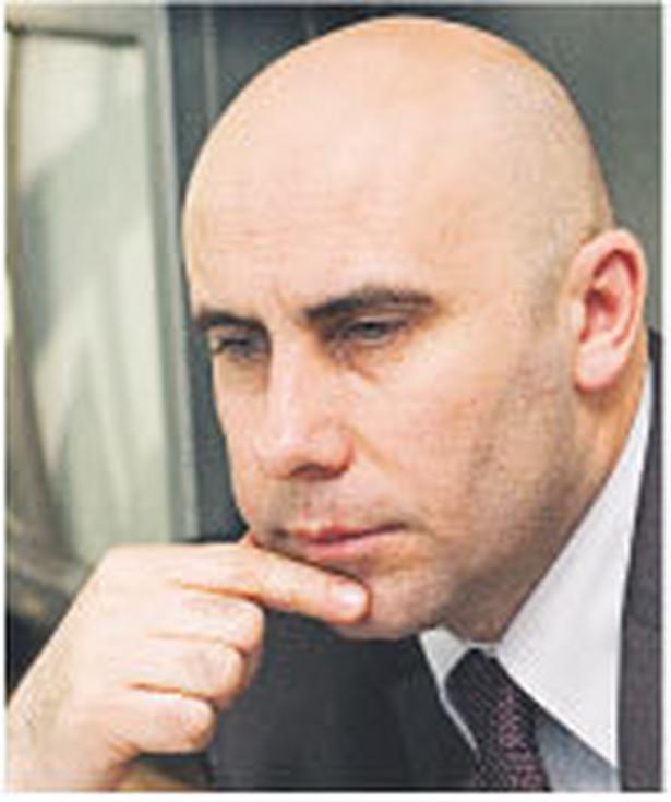 Wiceminister skarbu Adam Leszkiewicz powiedział, że MSP analizuje wnioski miasta Poznania w sprawie komunalizacji Międzynarodowych Targów Poznańskich. Fot. DGP