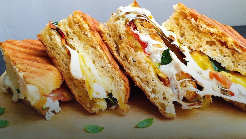 Recipe Of The Day How To Prepare A Grilled Chicken Panini