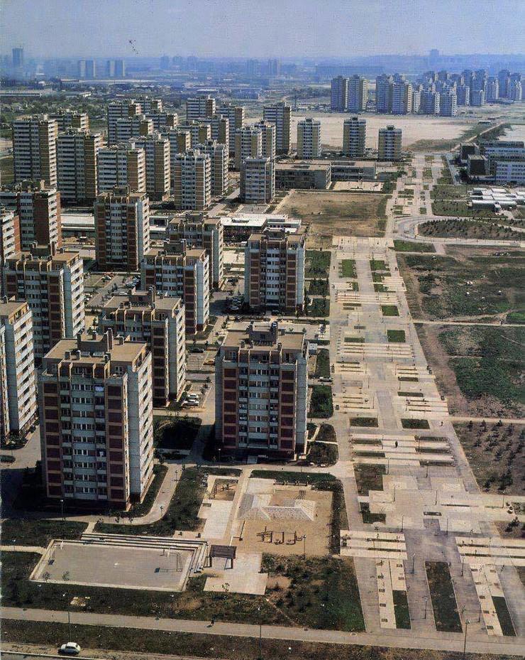 Šetalište Lazaro Kardenas, blokovi, rekonstrukcija, obilazak radova