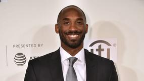 Kobe Bryant pochwalił się zdjęciem ze swoim idolem