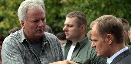 Płaczący mężczyzna do premiera Tuska: Jak żyć?