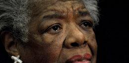 Zmarła Maya Angelou