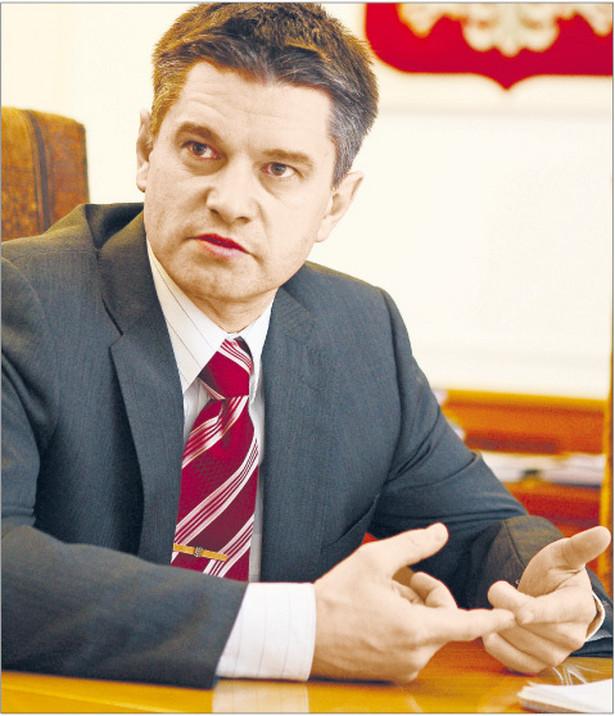 Jacek Kapica, wiceminister finansów