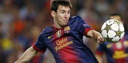 Messi wzgardził fortuną