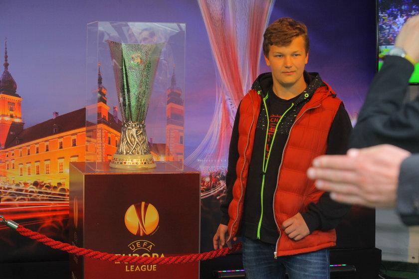 Finał Ligi Europy w Warszawie