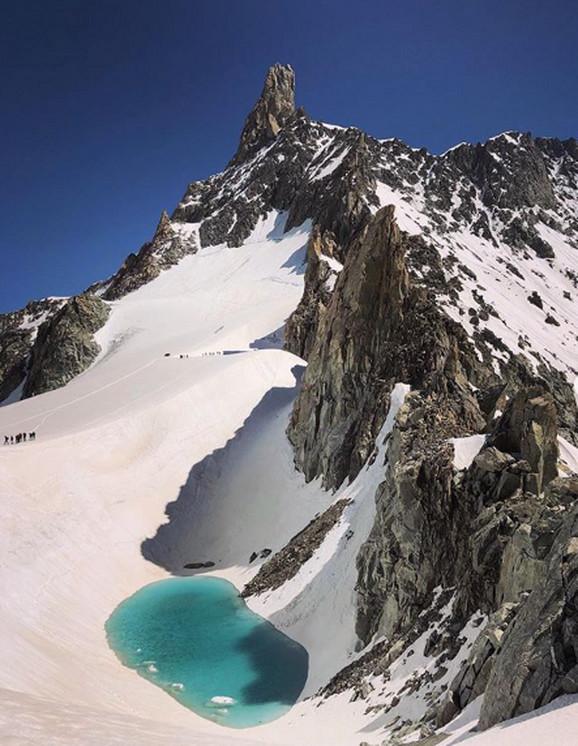 Alpi jezero