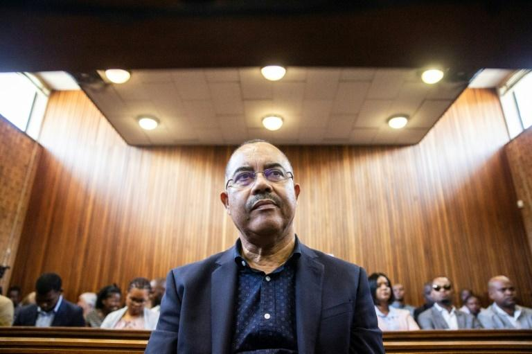 Manuel Chang, Mozambique's former finance minister, appears in Court