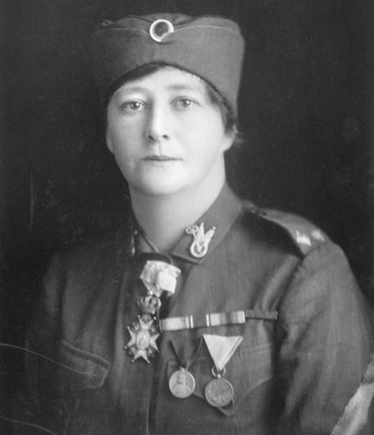 Oliv King arhivska fotografija