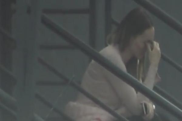 EKSKLUZIVNO: SNIMAK DRAME U RAKOVICI! Anabela u suzama! Video