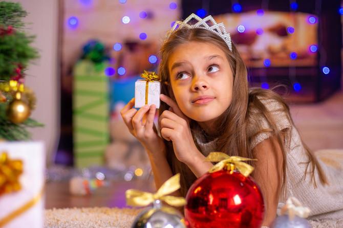 Šta vađa ćerka želi za Novu godinu?