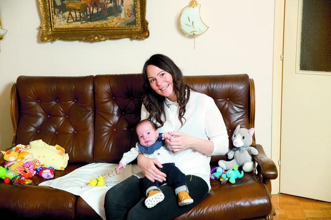 Niko osim Dragane nije verovao da će nakon transplantacije jetre uspeti da rodi dete. Želja je bila jača od lekarskih prognoza