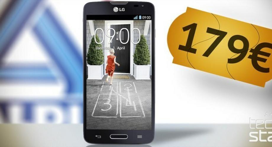 Aldi Nord bietet KitKat-Handy LG L90 für 179 Euro an