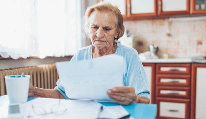 Minimalna emerytura rośnie wolniej niż minimalna pensja