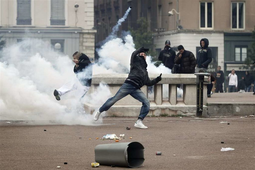 Walki we Francji