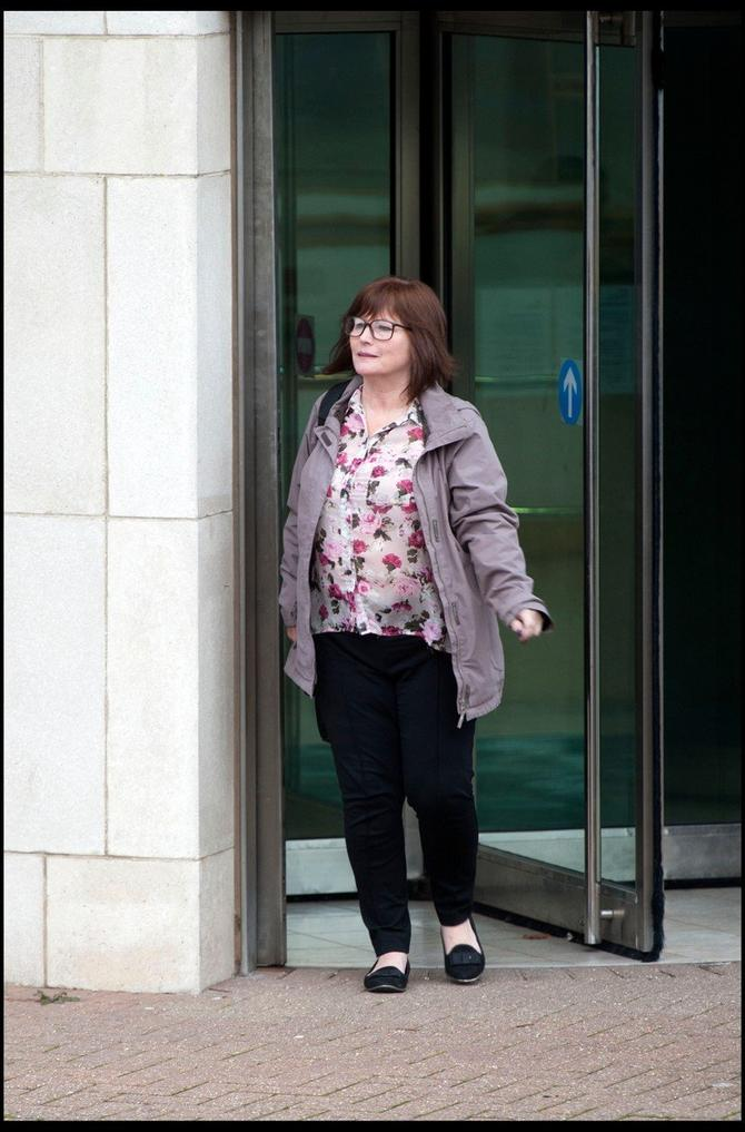 Kerol je jedna od tri žene koje su tužile Ozana Melina