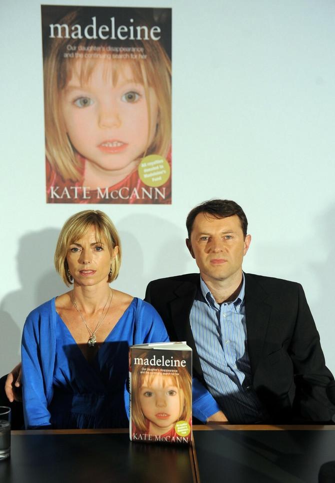Roditelji Medlin Meken ne gube nadu da će pronaći ćerku