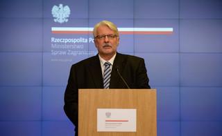 Waszczykowski: Miliardy euro z Polski trafiają do ukraińskich rodzin i biznesu