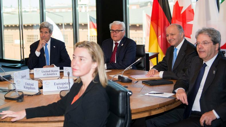 Ministrowie spraw zagranicznych G7 kontynuują rozmowy w Lubece