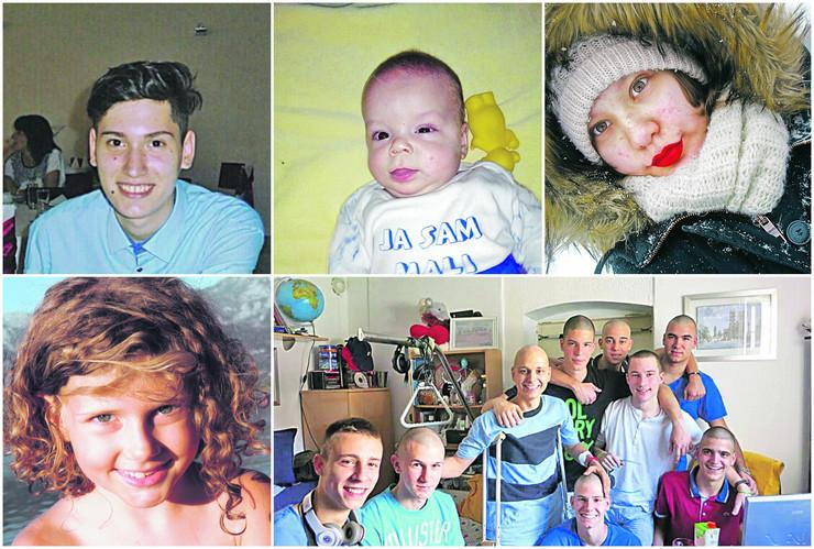 deca koja su pobedila rak kombo