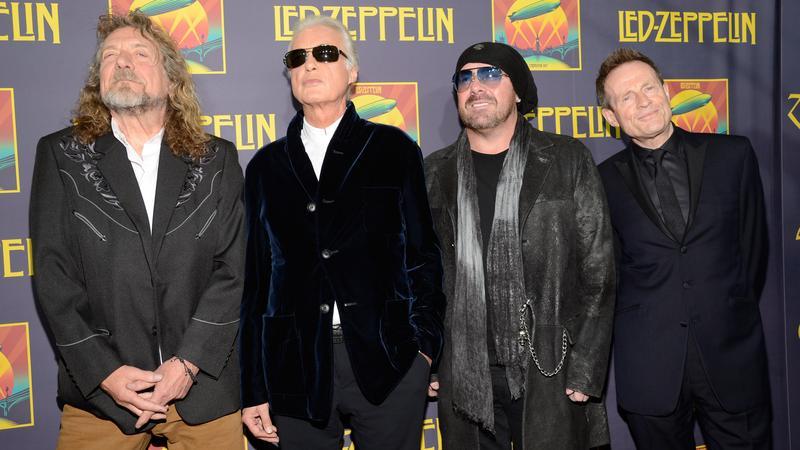 Led Zeppelin (fot. Getty Images)