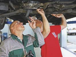 Przegląd aut testowanych na dystansie 100 tys. km