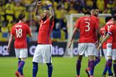Fudbalska reprezentacija Čilea, Fudbalska reprezentacija Švedske