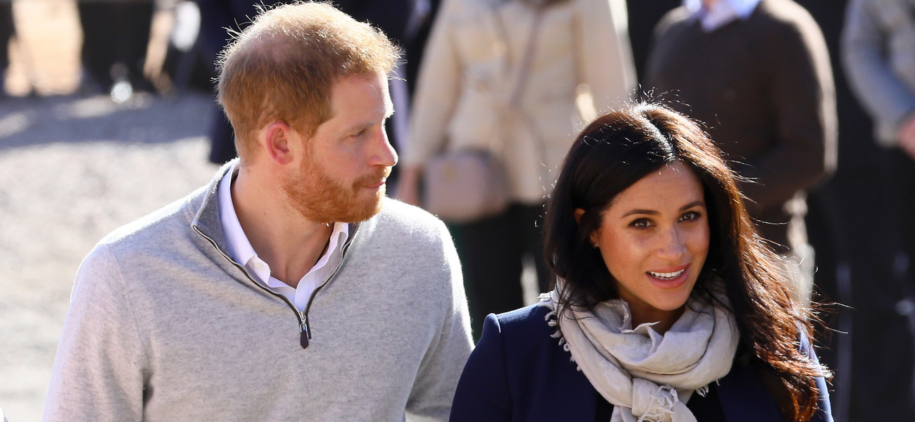 Meghan Markle i książę Harry / Tim P. Whitby / Stringer / GettyImages