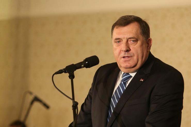 Milorad Dodik Foto Sinisa Pasalic