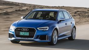 Audi RS 3 – najmocniejszy kompakt na świecie | TEST