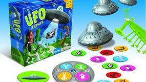 UFO Farmer - świetna gra planszowa dla całej rodziny