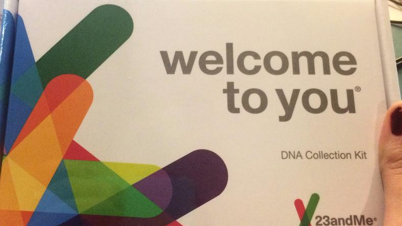 I first received my 23andMe test in 2015. Because I had already submitted my sample, I didn't have to repeat the process to get my reports on health risks in 2017 or on BRCA mutations in 2018.