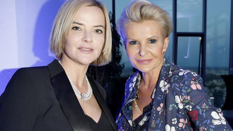 Monika Zamachowska, Joanna Racewicz