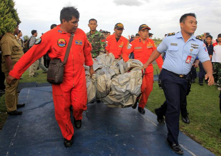 INDONESIA AIRASIA PLANE MISSING