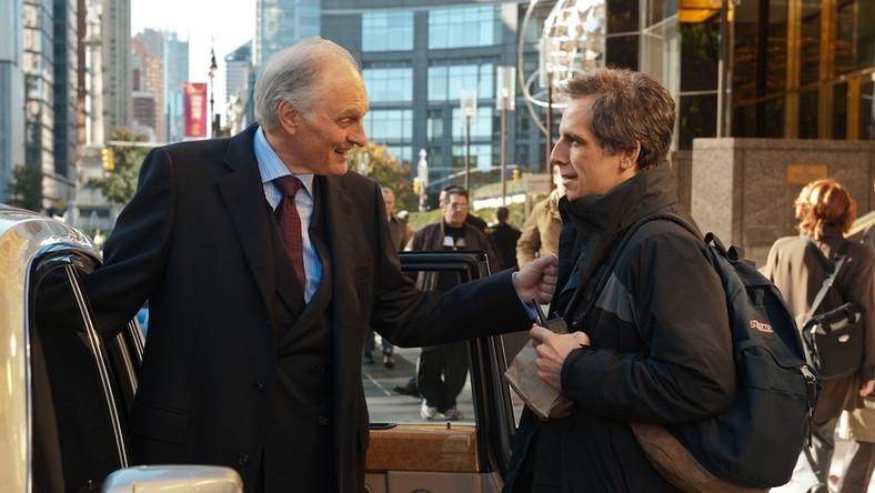 Alan Alda kontra Ben Stiller
