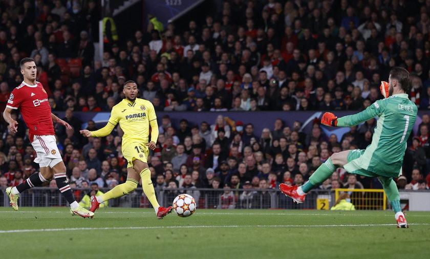 Champions League - Group F - Manchester United v Villarreal