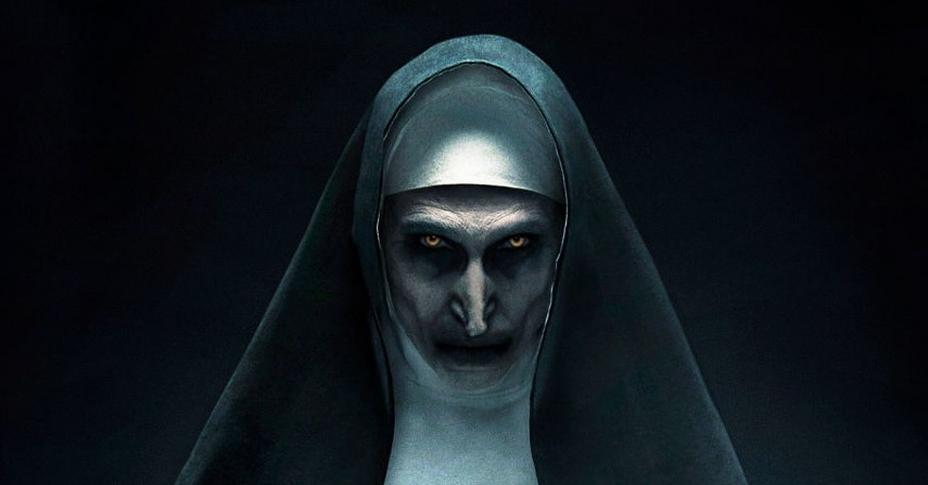 Žena iz horora The Nun i bez maske izgleda kao žena iz horora The Nun 76 Podeljeno 76
