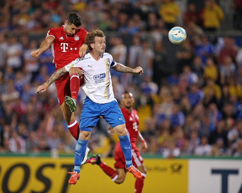 Robert Lewandowski ustrzelił hat tricka w Pucharze Niemiec!