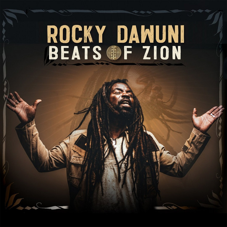 Rocky Dawuni Beats of Zion album