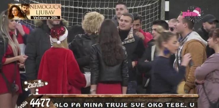 "Ceca Kitić izbačena iz ""Zadruge"""