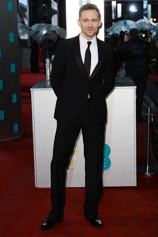 BAFTA 2013: Tom Hiddleston