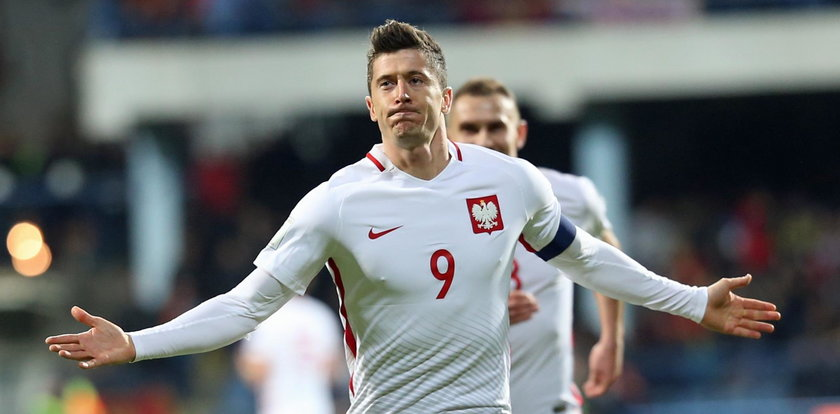 Lewandowski zakpił z polskiego komentatora