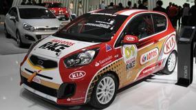 Frankfurt 2011: Kia Picanto Race