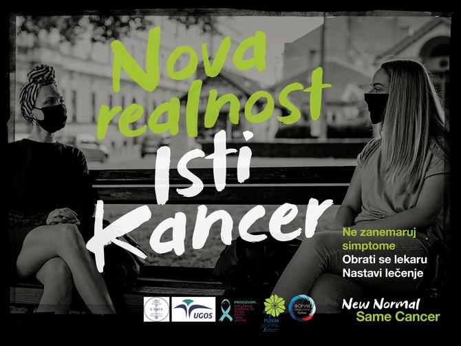 Nova realnost, isti kancer