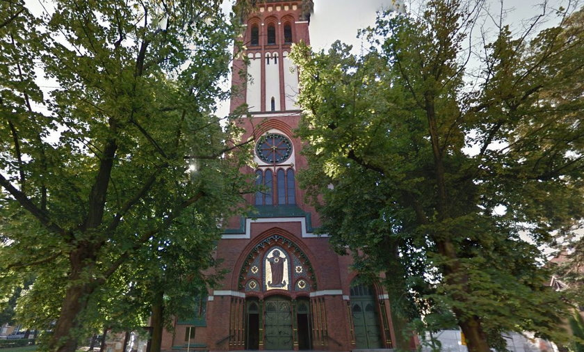 Kościół Najświętszego Serca Jezusowego w Olsztynie