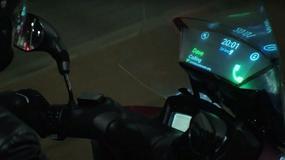 Samsung prezentuje inteligentną szybę do motocykli
